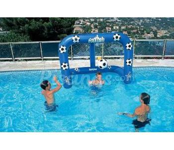 Juegos para piscina barcelona - Red voley piscina ...