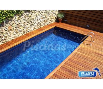 Estructuras de piscinas girona - Coronacion de piscinas precios ...