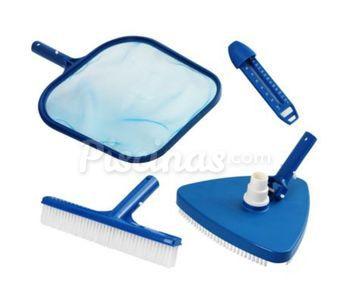 Kits mantenimiento de piscinas for Kit limpieza piscina