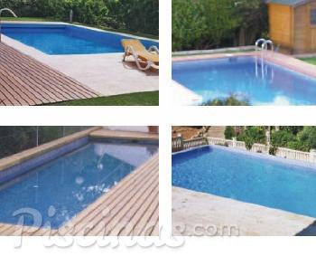 Revestimiento de piscinas - Terrazas con piscinas ...