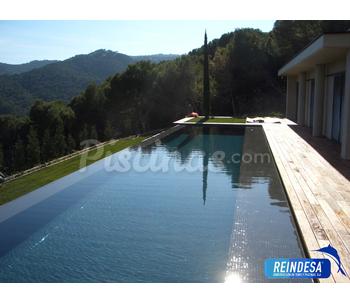 Piscinas a medida for Precio piscina obra 8x4