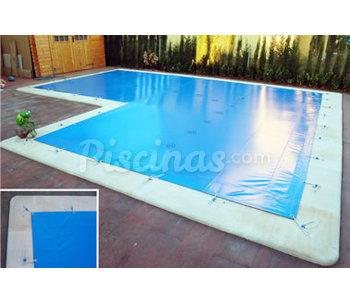 Lonas de piscinas for Piscinas lona precios