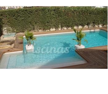 Cat logo de hidromatic rosell for Playa piscina