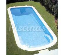 Piscina Poliéster Rectangular Catálogo ~ ' ' ~ project.pro_name