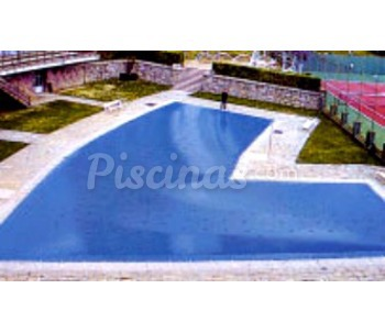 Cobertores de piscinas madrid for Precio cobertor piscina