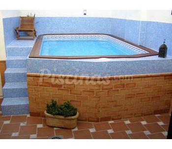 Cat logo de poli ster diego for Modelos de piscinas caseras
