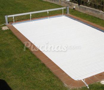 Manta de lamas for Precio cobertor piscina