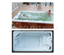 Swimspa Modelo Phoenix 428   Catálogo ~ ' ' ~ project.pro_name