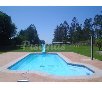 Piscinas de poli ster pontevedra - Precio piscina poliester ...
