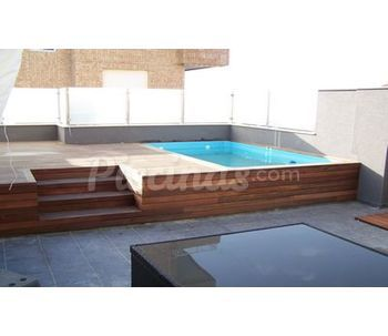 Piscinas prefabricadas p gina 5 for Mini piscinas prefabricadas