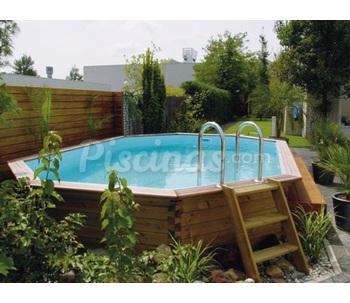 Estructuras de piscinas m laga for Piscinas prefabricadas madera