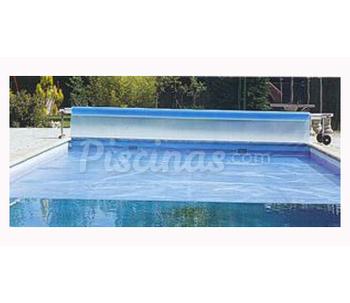 Manta de burbujas for Precio cobertor piscina