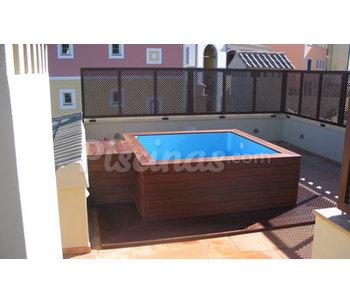 Cat logo de piscinas cano for Catalogo de piscinas desmontables